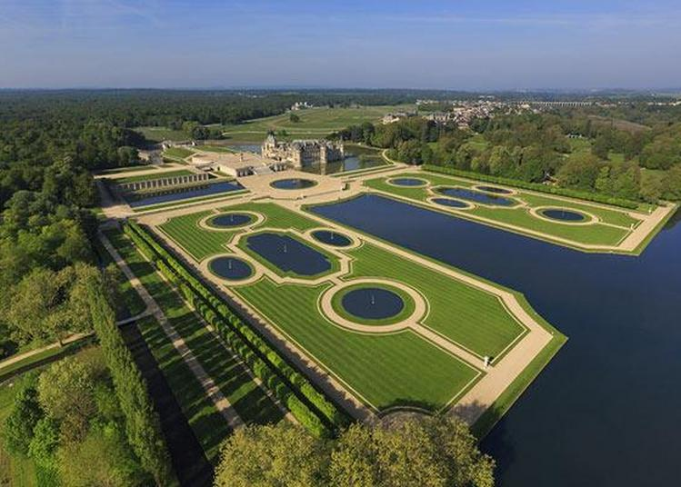 Billet Parc Du Chateau De Chantilly