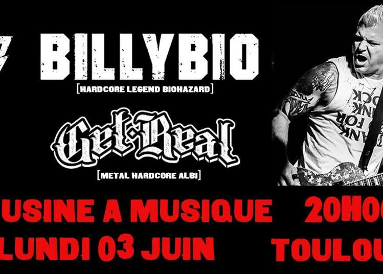 Concert De Billybio à Toulouse