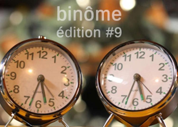 Binôme à Paris 12ème