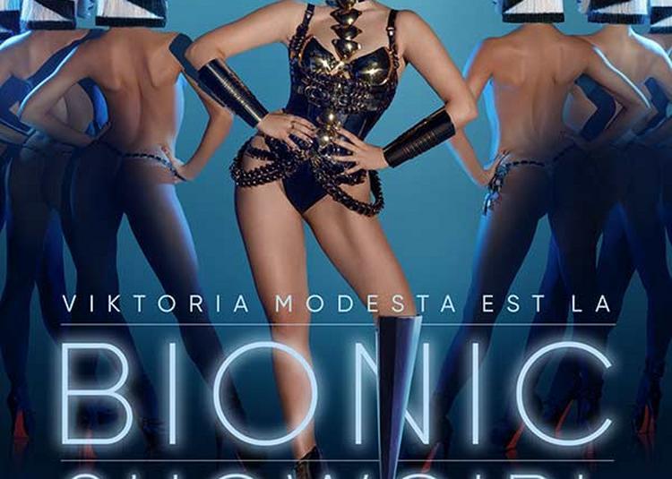 Bionic Showgirl - Crazy Horse à Paris 8ème
