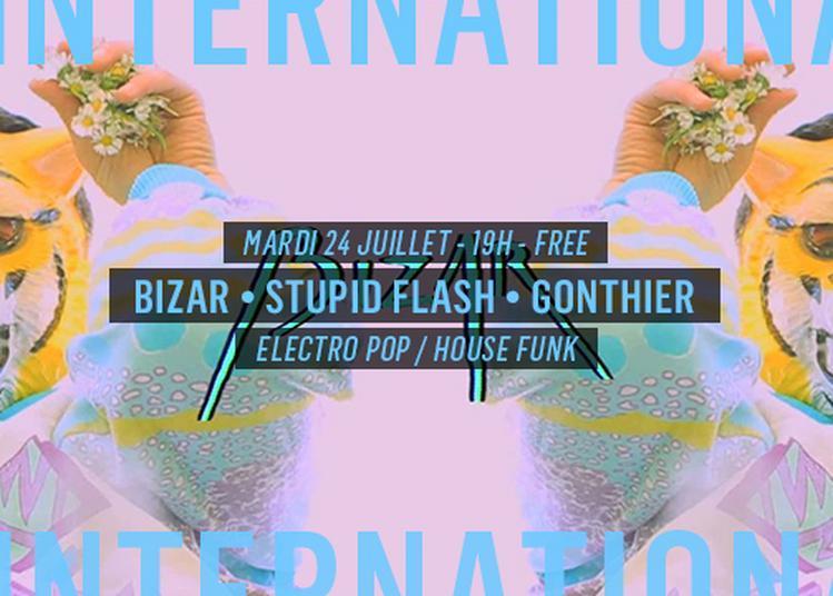 Bizar - Stupid Flash - Gonthier à Paris 11ème