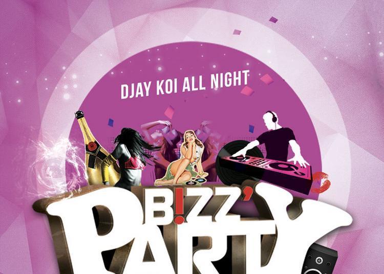 Bizzz Party Feat Djay Koi à Paris 10ème