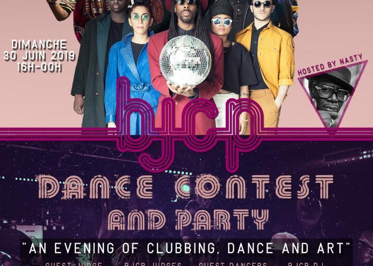 BJCP Dance Contest #2 à Paris 20ème