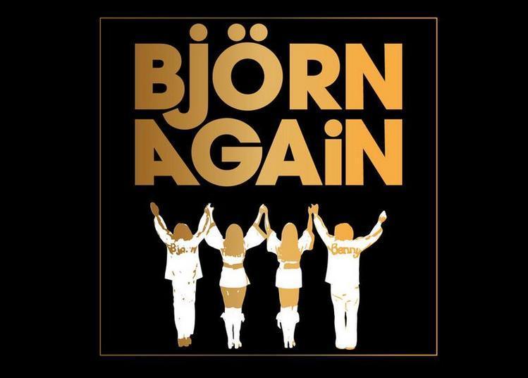 Björn Again - The Australian Abba Show à Roye