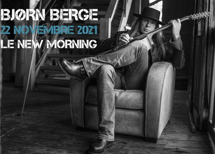 Bjorn Berge à Paris 10ème