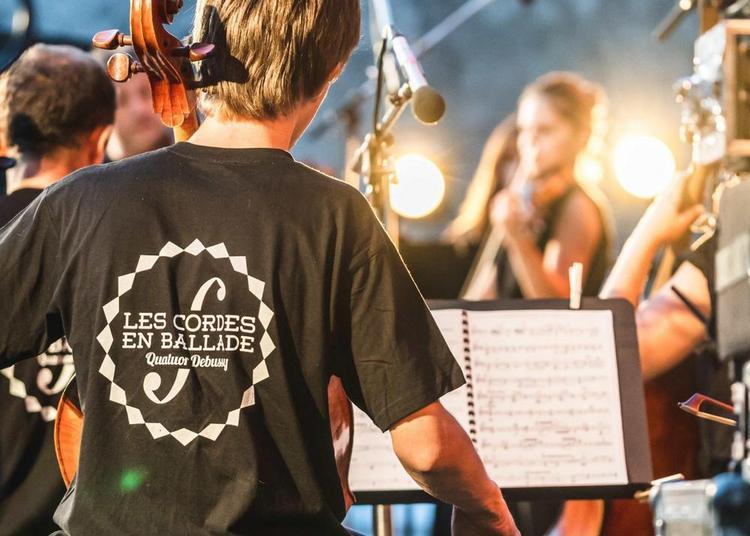 Concert de clôture de l'Académie à Bourg saint Andeol