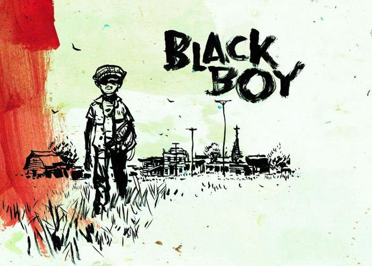 Black Boy à Thourotte