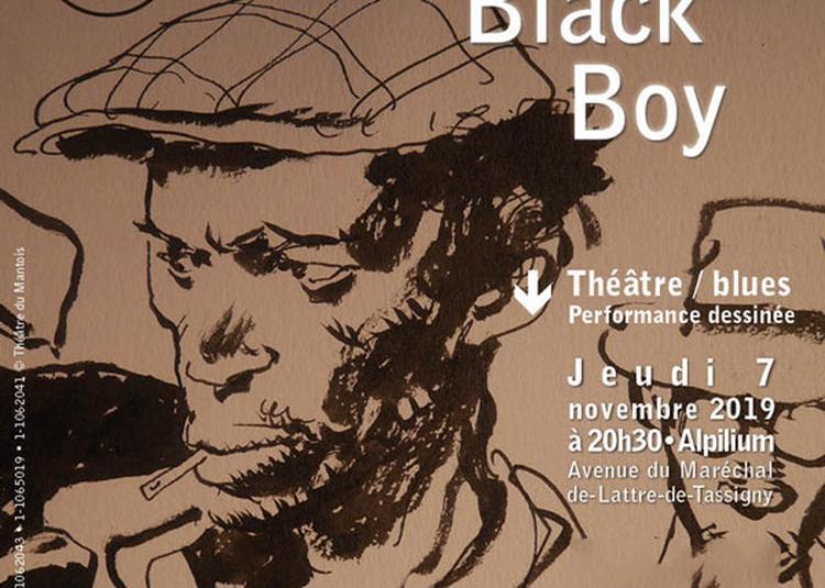 Black Boy à Saint Remy de Provence