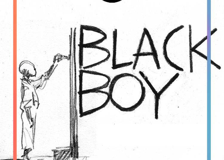 Black Boy X à Argenteuil