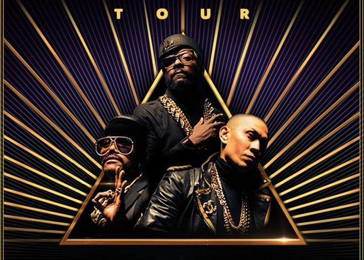 Black Eyed Peas à Paris 19ème