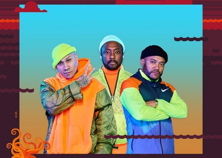 Black Eyed Peas - Nekfeu - Tryo - Izia à Marmande