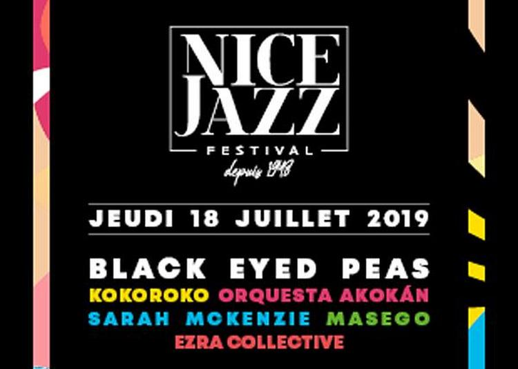 Black Eyed Peas/ Orquesta Akokan à Nice