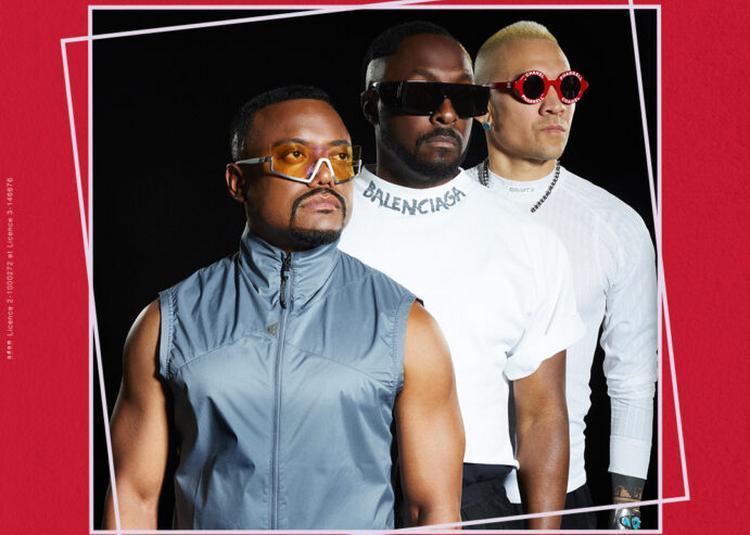 Black Eyed Peas Report 2022 à Nimes