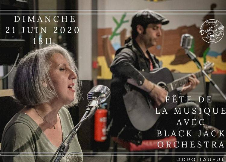 Black Jack Orchestra à Marseille