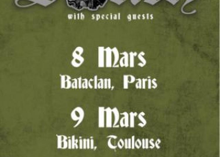 Black Label Society à Paris 11ème