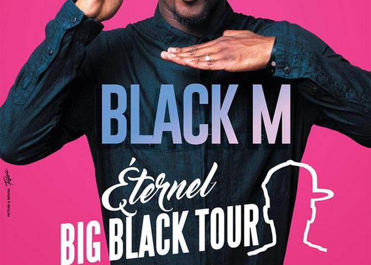 Black M à Saint Etienne