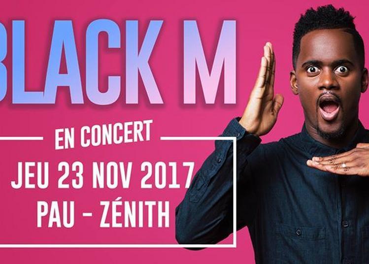 Black M - Éternel Big Black Tour - Zénith, Pau