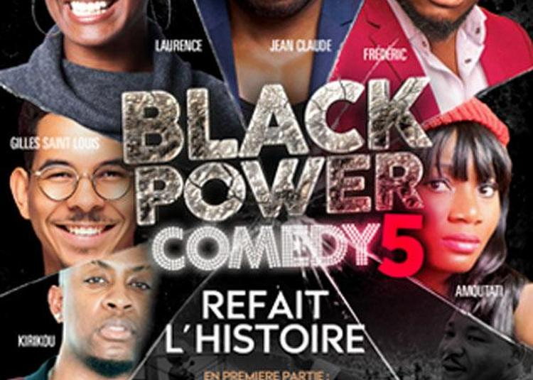 Black Power Comedy à Paris 9ème