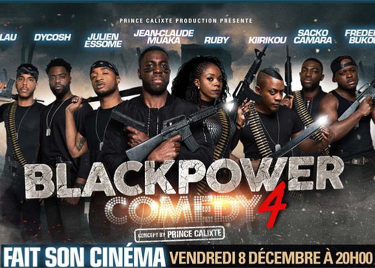 Black Power Comedy 4 à Paris 12ème
