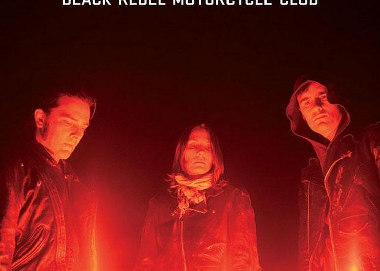 Black Rebel Motorcycle Club +1ere P à La Rochelle