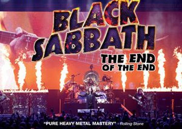 Black Sabbath - The End Of The End à Paris 19ème