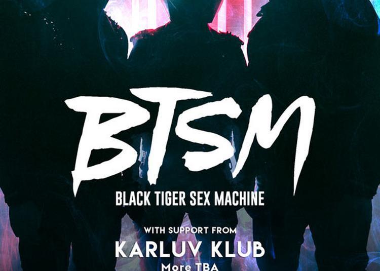 Black Tiger Sex Machine à Paris 16ème