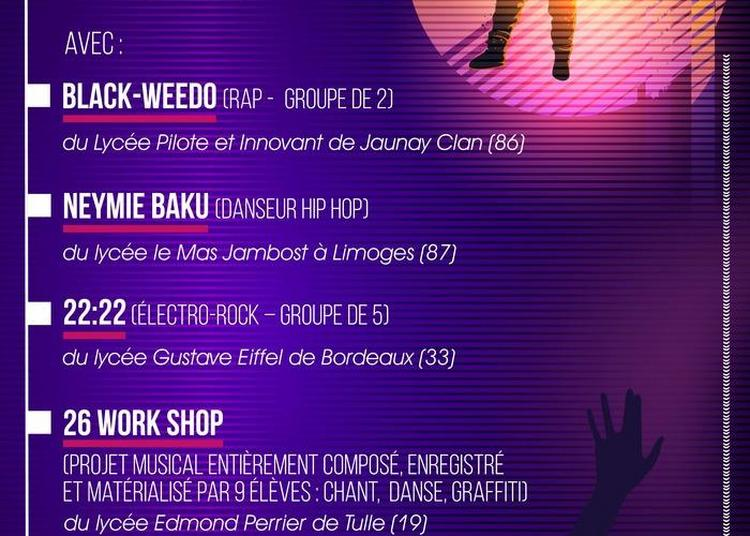 Black-weedo / Neymie Baku / 22:22 / 26 Work Shop à Limoges