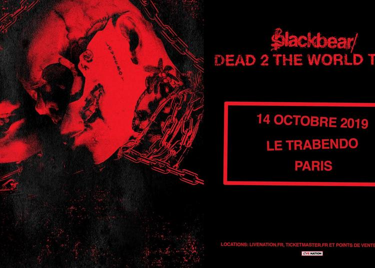Blackbear à Paris 19ème