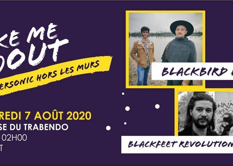 Blackfeet Revolution - Blackbird Hill - Elvis Press Play Dj Set à Paris 19ème