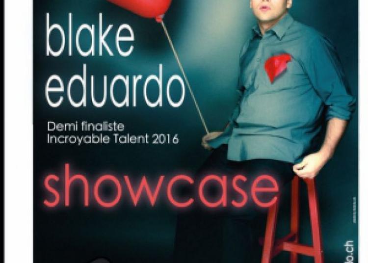 Blake Eduardo à Paris 10ème