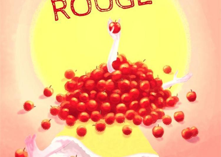 Blanche Neige Voit Rouge à Paris 10ème