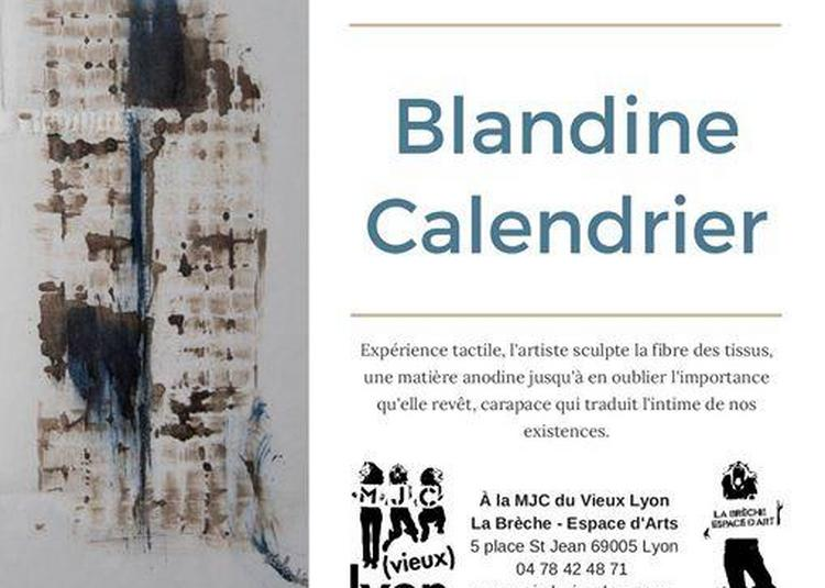 Blandine Calendrier à Lyon