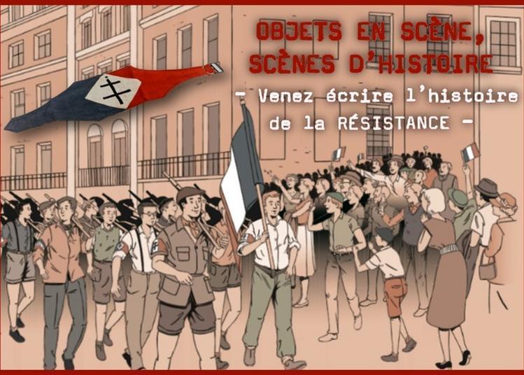 Bleu, Blanc, Rouge : Les Brassards De La Liberté à Toulouse