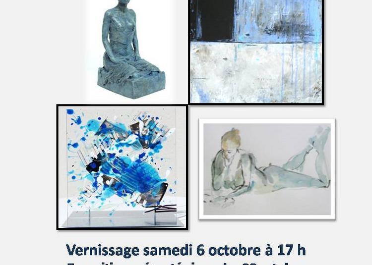 Bleu nu à Meung sur Loire