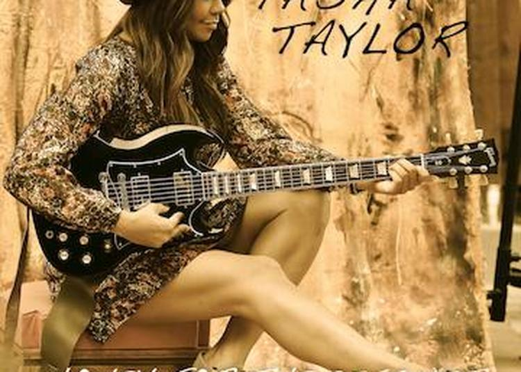 Bleus Au Cam : Tasha Taylor Band à Strasbourg