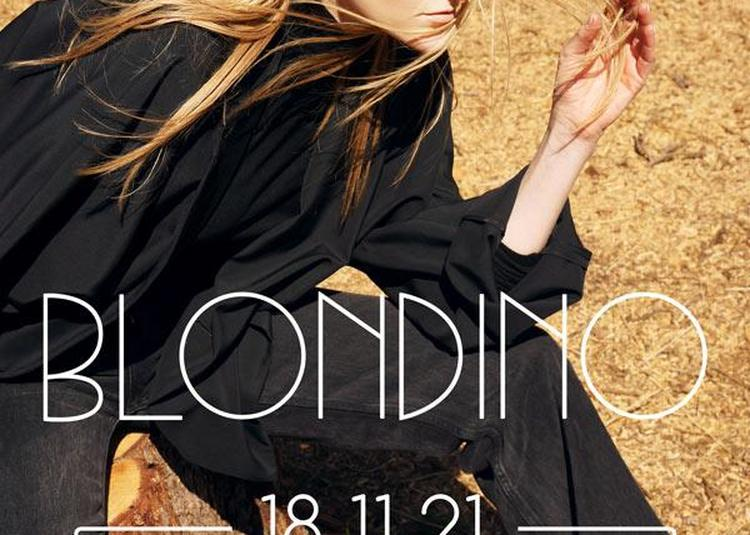 Blondino à Paris 18ème
