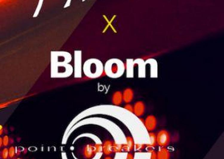 Bloom #7 : Norman Nodge, Brian Sanhaji (live), Audiokast & RVR à Paris 13ème
