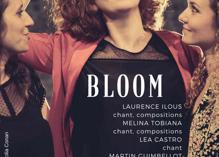 Bloom à Paris 14ème