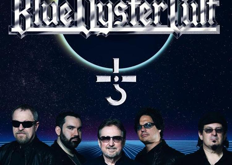 Blue Oyster Cult à Paris 18ème