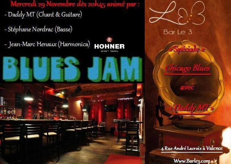 Blues Jam à Valence