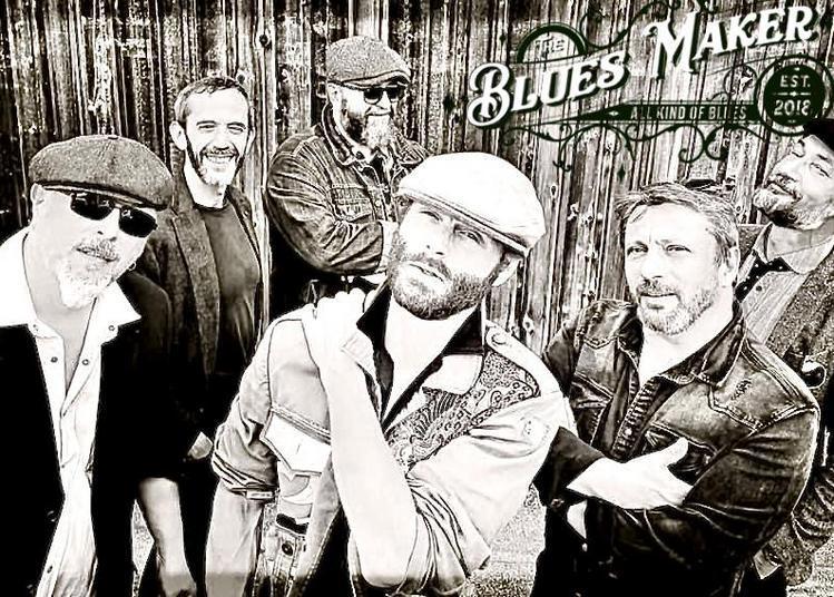 Blues Maker - Concert à Mennecy