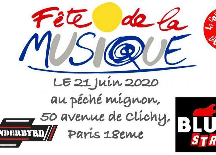 Blues Strike &friends fêtent la musique au Péché Mignon à Paris 18ème