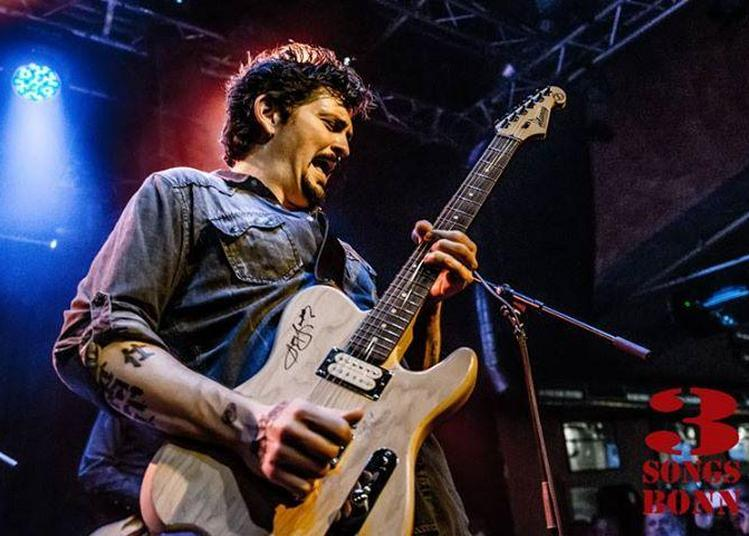 Blues Week - Mike Zito - Roots And Soul à Strasbourg