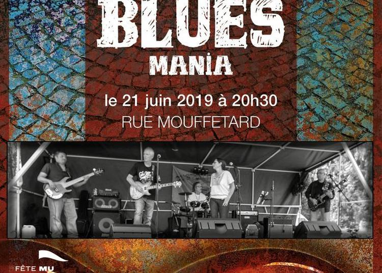 Bluesmania à Paris 5ème