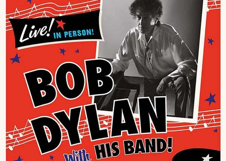 Bob Dylan à Paris 2ème