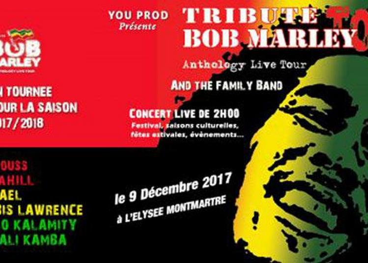 Bob Marley Tribute à Paris 18ème