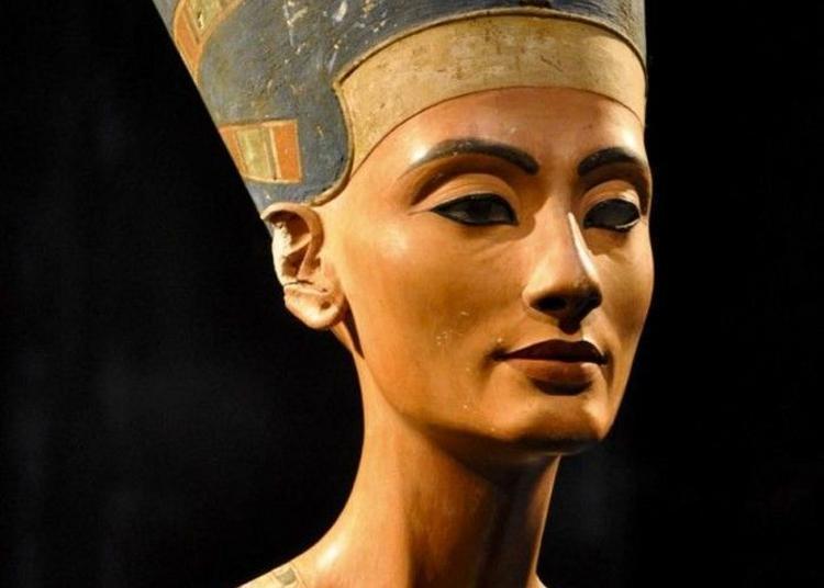 Body Painting Égypte Antique à Aix en Provence