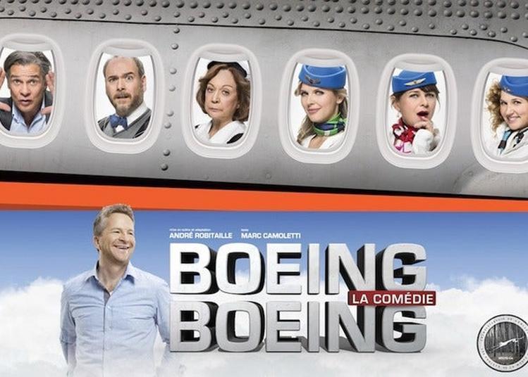 Boeing Boeing à Seremange Erzange