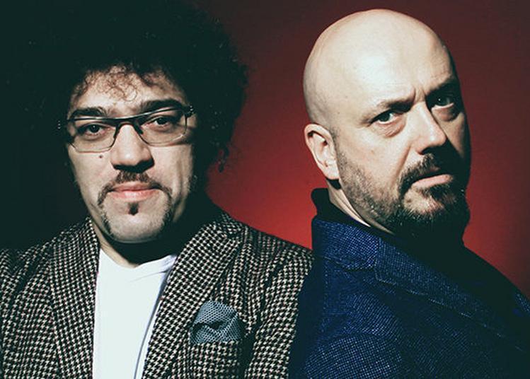 Bojan Z & Julien Lourau + No Tongues à Tours