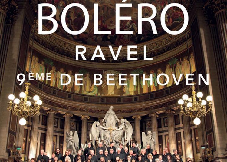 Bolero De Ravel / 9eme De Beethoven à Paris 8ème